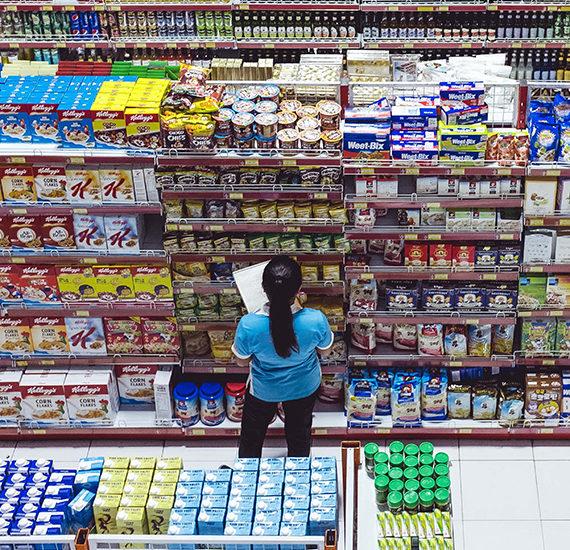 Aushilfen von ucm.agency für Ihre Supermarktfiliale
