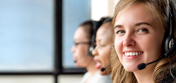 Buchen Sie Call-Center-Aushilfen von ucm.agency