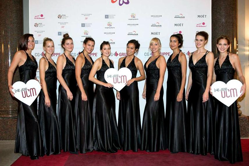 VIP-Hostessen von ucm.agency verleihen Ihrem Event zusätzlichen Glamour