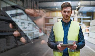 Mobile Technologien unterstützen effektiv Lagermitarbeiter