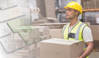 Wie Corona die Logistik des E-Commerce beeinflusst