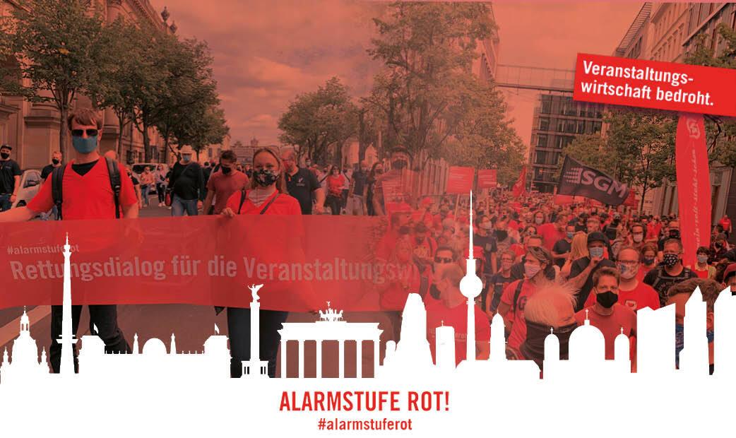 ucm.agency Alarmstufe Rot-Demo, Berlin 09.09.2020